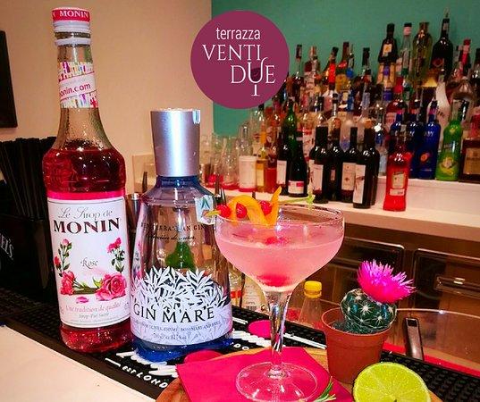 Cocktails Picture Of Terrazza Ventidue Pozzuoli Tripadvisor