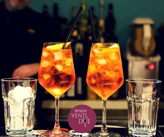 Terrazza Ventidue: Aperol spritz