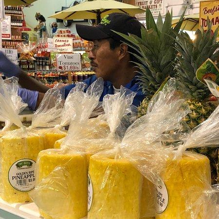 The Boys Farmers Market