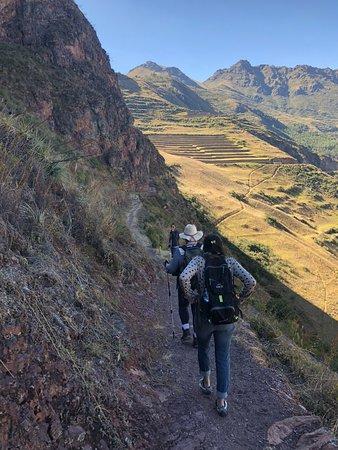 Banderitas Adventures in Cusco: On the trail