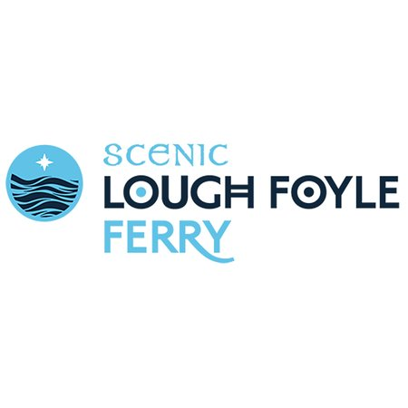 Scenic Lough Foyle Ferry Logo 2018