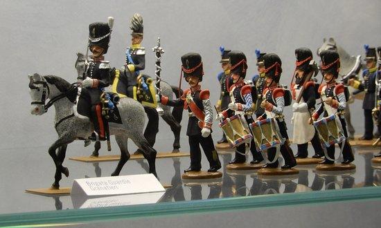 Collezione d'Arte dell'Ente Cassa di Risparmio di Firenze: soldats de plomb