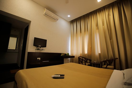 Hotel Great Maratha: Deluxe Room Rare view