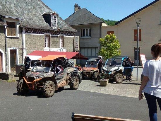 Bort-les-Orgues, France: Au Bon Accueil