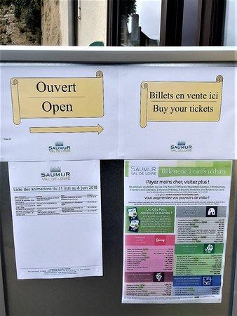 Office de Tourisme a Doue-en-Anjou: Pour découvrir la ville