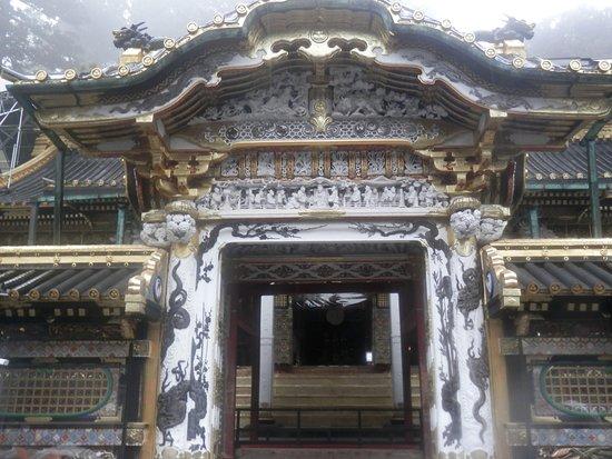 Nikko Tosho-gu: Nikko-Tosho-gu temple