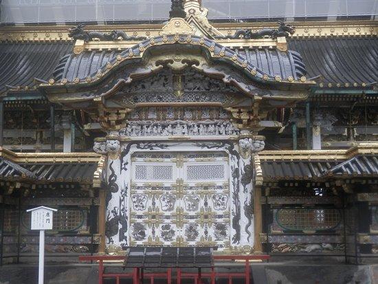 Nikko Tosho-gu: temple/shrine