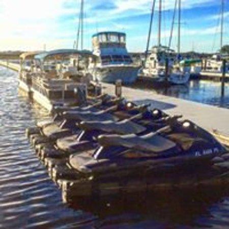 Beach Marine: Rental Jet Skis