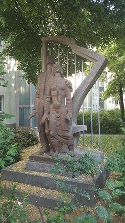 Denkmal Richard Strauss
