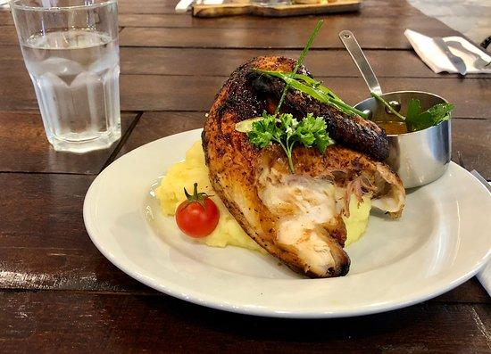 poulet - restaurant Ma Poulette - Aéroville