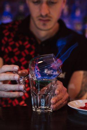 Chill's Restaurant & Club: Авторские коктейли от профессионального бармена
