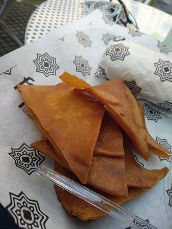 Falafel Taste Middle East Foto