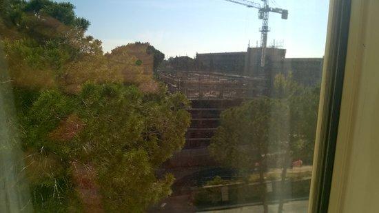 Holiday Inn Rome - Aurelia: vista dalla finestra