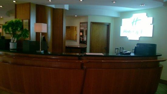 Holiday Inn Rome - Aurelia: Reception
