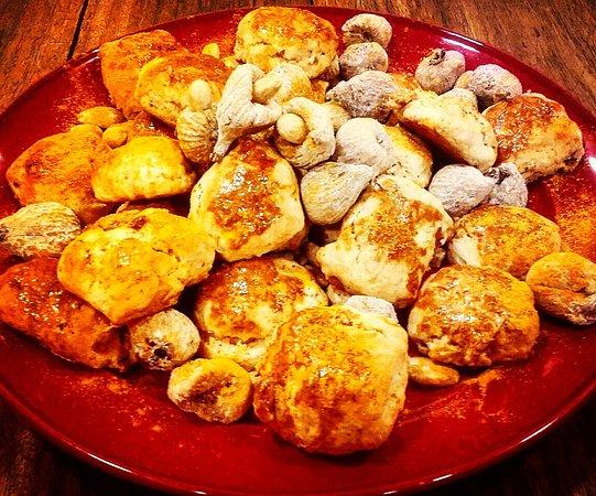 Holta Cafetaria : Biscoitos de figo seco