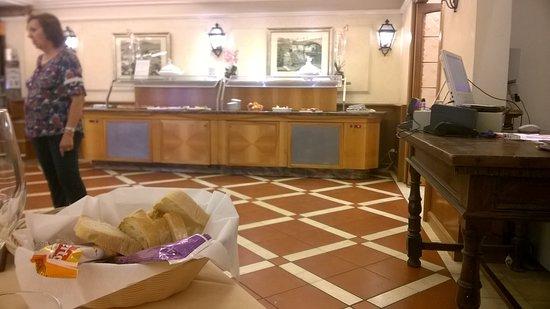 Holiday Inn Rome - Aurelia: Colazione