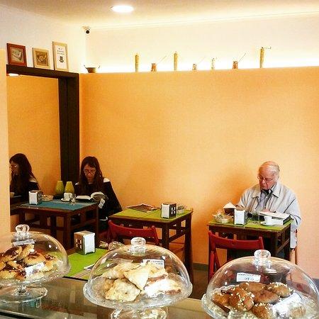Holta Cafetaria : O Espaço