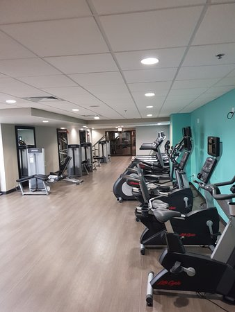Holiday Inn Club Vacations At Orange Lake Resort : One of the gym's