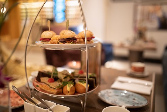 Hilton Glasgow : Tea Lounge by Dilmah - Afternoon Tea