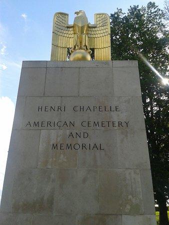 写真Henri-Chapelle American Cemetery枚