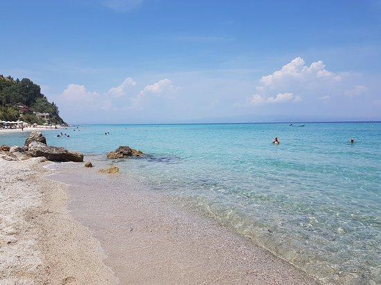 Afytos Beach照片