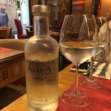 Arabia Cafe-Restaurant: Arabia Café-Restaurant