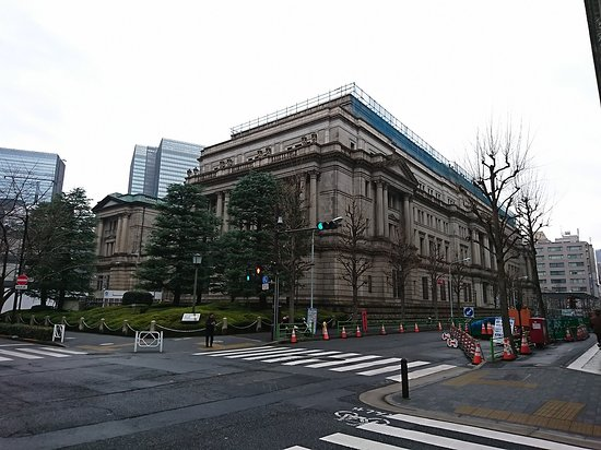 Bank of Japan: 1896年竣工