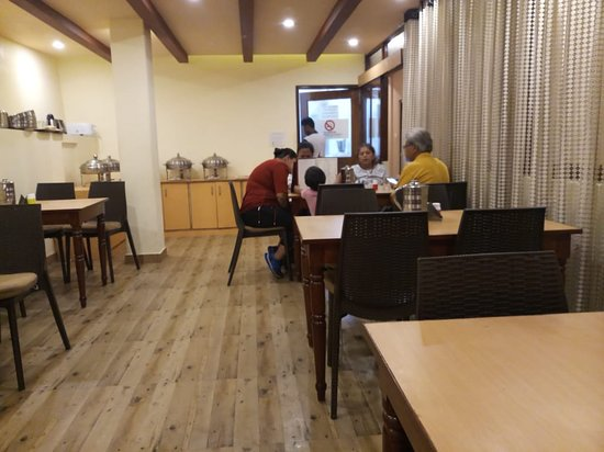 CHAS Narayani Continental: In-House Dinning 2