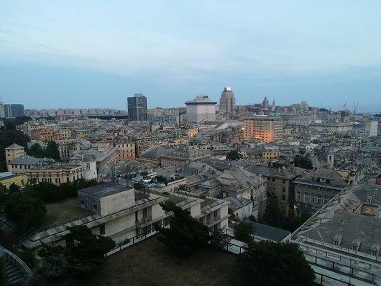 Spianata Castelletto: panorama