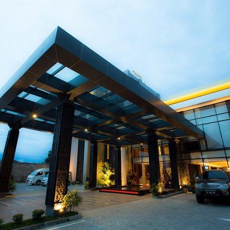 Τιμίκα, Ινδονησία: Grand Mozza Hotel