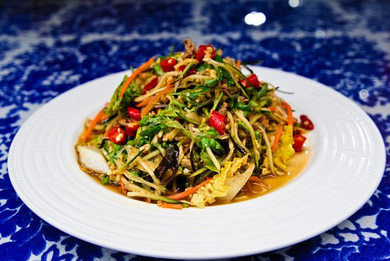 Tiankong Zhicheng Chinese Restaurant: Vegan Chinese Salad