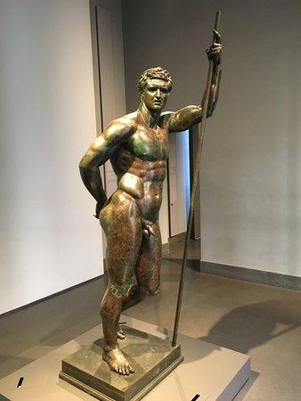 Museo Nazionale Romano - Palazzo Massimo alle Terme: Principe ellenistico