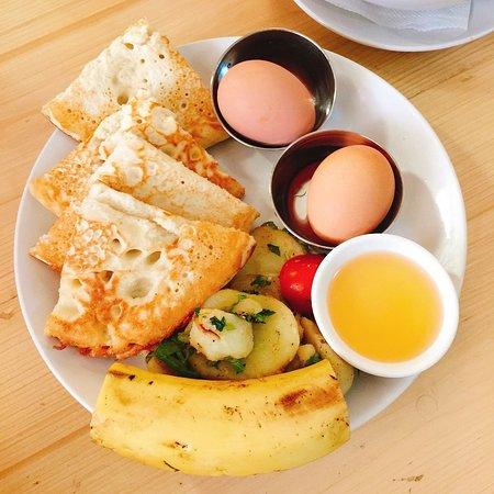 Yala Specail Breakfast @ Yala Cafe