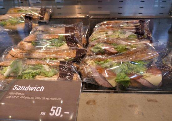 lagkagehuset sandwich