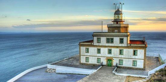 Cape Finisterre, Ισπανία: Finisterre, allí donde se acaba el mundo y podemos encontrar el km 0 del Camino de Santiago!!