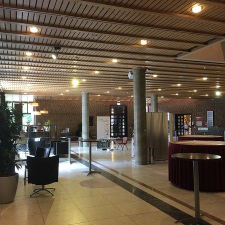 Schönes Hotel und Tagungsstätte