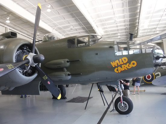 Military Aviation Museum: Just one of the over 70 warbirds