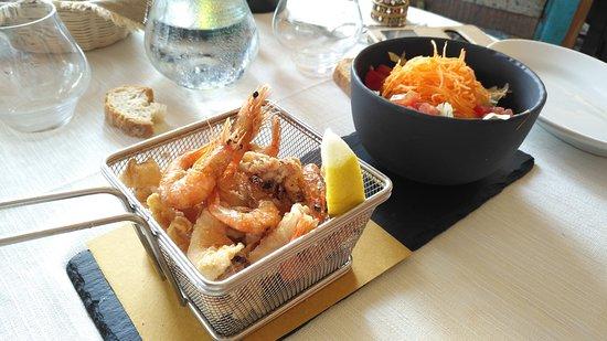 Ristorante del pescatore porto venere restaurant for Portovenere cuisine