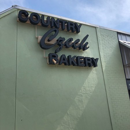 The Country Czech Bakery