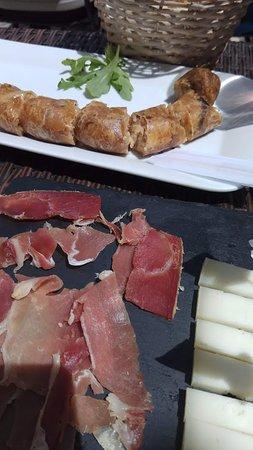 Aveiro District, Portugal: a comida