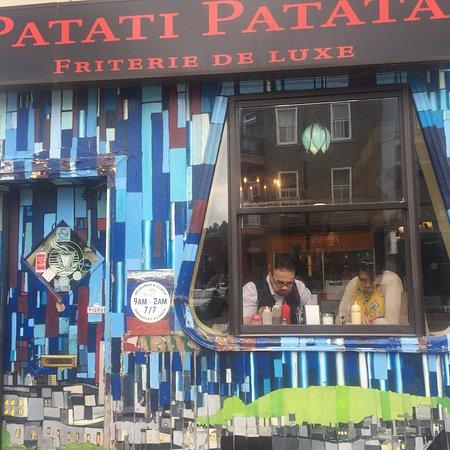 Patati Patata friterie de luxe ภาพถ่าย
