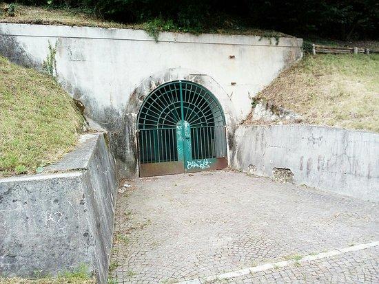Rifugio antiaereo del castello di Udine