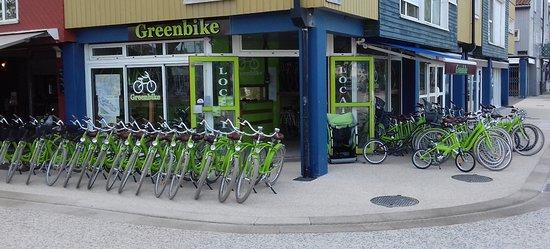 Greenbike La Rochelle