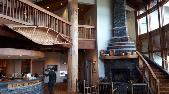 Grand Portage National Monument ภาพถ่าย
