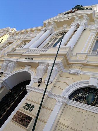 Gabinete Português De Leitura Pernambucano