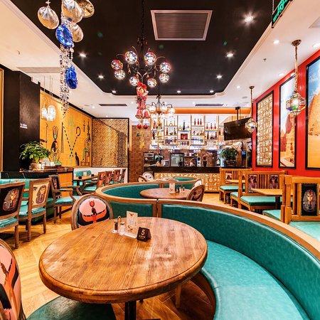 荷鲁斯阿拉伯餐厅照片