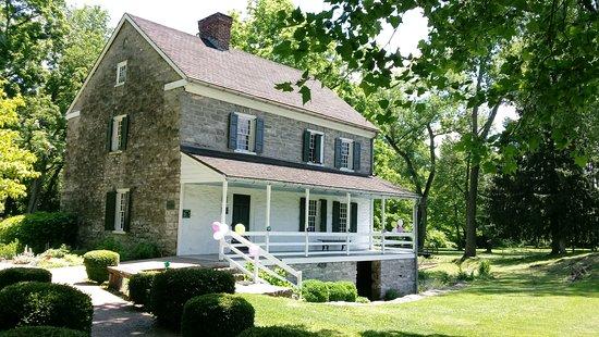 Jonathan Hager House