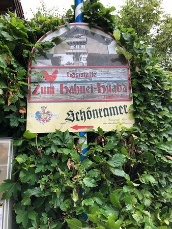 Ainring, Germany: Restaurant and Beer Garden