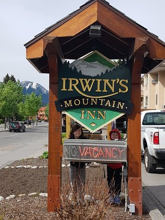 Irwin's Mountain Inn: 20180605_103841_large.jpg