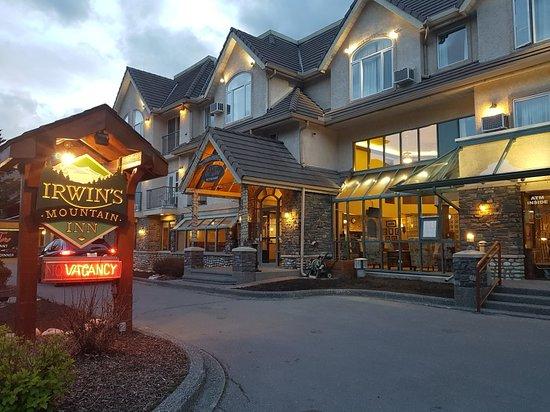 Irwin's Mountain Inn: 20180604_220012_large.jpg